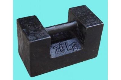 QUẢ CÂN M1 5kg đến 20kg BẰNG GANG